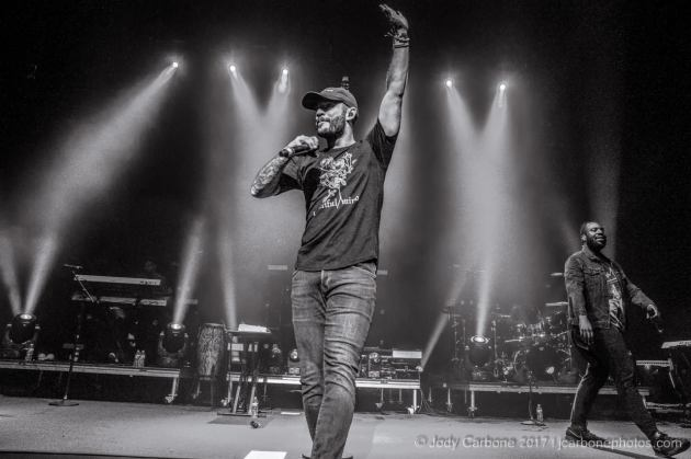 Jon Bellion John Paul Jones Arena Charlottesville VA 01.22.2017