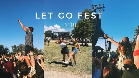 Let Go Fest //2018