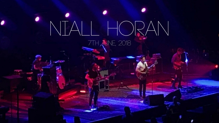 Niall Horan // Live