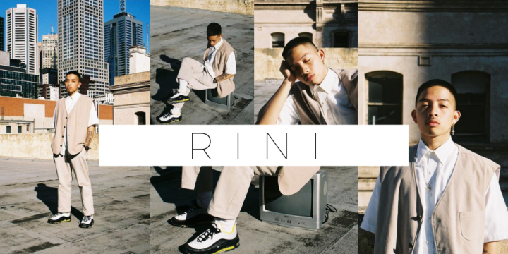 RINI – After The Sun EPLaunch