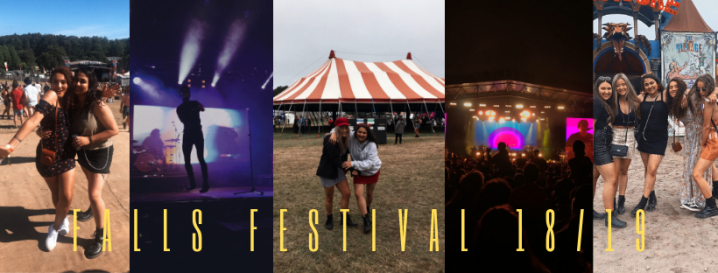 Falls Festival // A Year In The Making