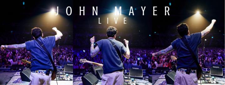 John Mayer //Live
