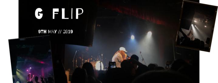 G Flip //Live