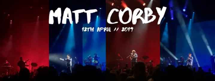 Matt Corby //Live