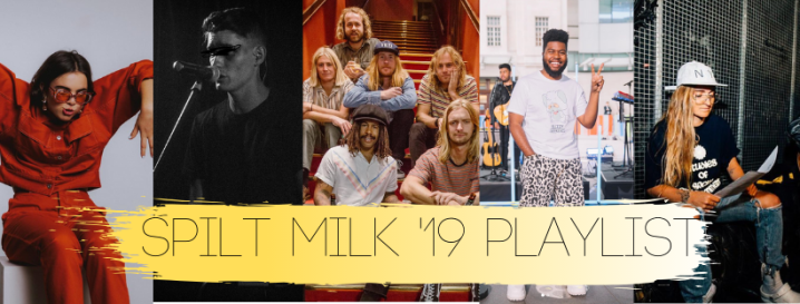Best Of // Spilt Milk Lineup 2019