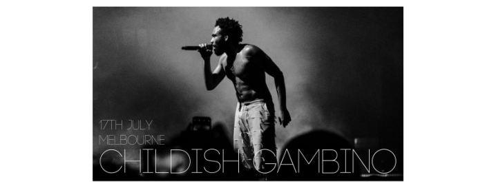 Childish Gambino, In The Flesh // Live